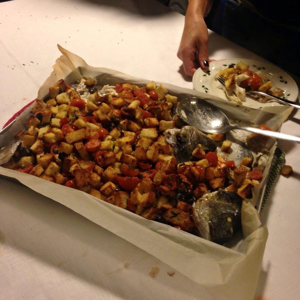 Il mare in tavola casa catani maggio 2015 giorgia lagosti - Il mare in tavola ...